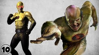 Top 10 Reverse Flash Surprising Facts
