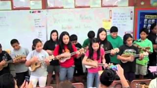 Kahaluu Mothers Day Song