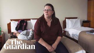 My life in a hotel room: Ireland's hidden homeless crisis