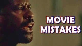 Training Day (MISTAKES) Movie CLIP - Jake and Alonzo Make Several Movie MISTAKES (2001) HD