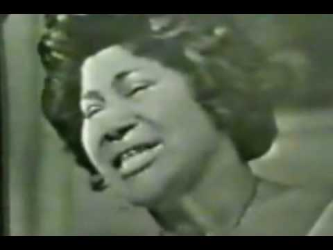 Mahalia Jackson How I got over