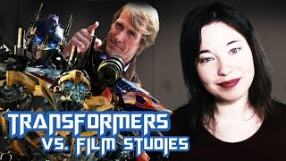The Whole Plate - Episode One: Transformers and Film Studies