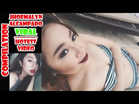 Jhoemalyn Alcampado Sexiest Dance Compilation 2016