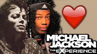 Michael Jackson: The Experience - I Just Can't Stop Loving You