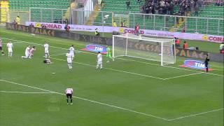 Palermo - Hellas Verona 2-1 - Highlights - Giornata 21 - Serie A TIM 2014/15