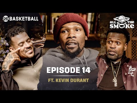 Kevin Durant Ep 14 Perkins Twitter Beef Warriors Run Kyrie & Nets ALL THE SMOKE Full Podcast