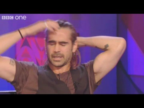 Xxx Mp4 Colin Farrell S Sex Tape Friday Night With Jonathan Ross BBC One 3gp Sex