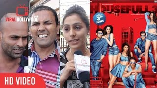 Housefull 3 Full Movie Review | Public Review | First Day First Show | Akshay, Abhishek, Riteish