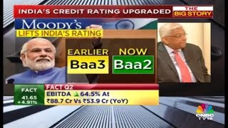 Moody's Rating Upgrade was Long Overdue: Deepak Parekh, Chairman, HDFC | CNBC TV18