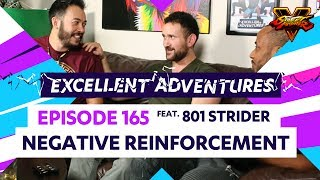 NEGATIVE REINFORCEMENT ft. 801 STRIDER! The Excellent Adventures of Gootecks & Mike Ross Ep. 165