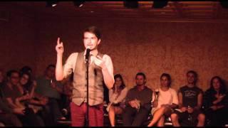 Alex, Guest Storyteller - Bad Idea, First Person StorySlam