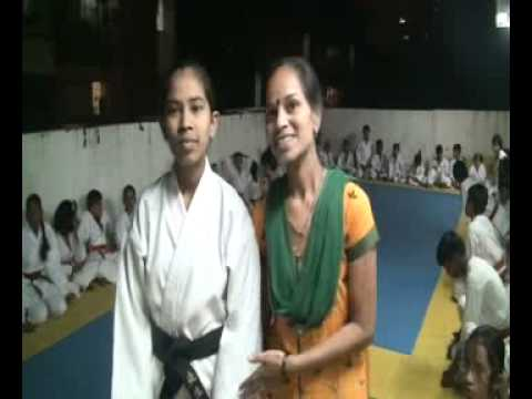 Pravin Sir Karate CLasses - Kalamboli Sports ,Mumbai Video Review by Suman  Katke