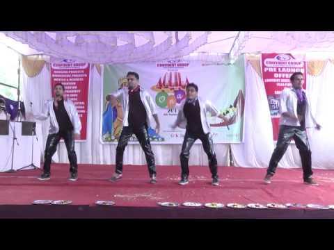 Aquila Onam Celebrations 2015 DanceMix