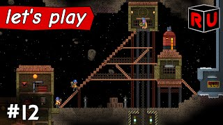 Asteroid Oil Mining is well good! | Let's play Starbound Asteroid Base ep 12