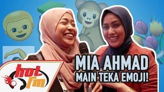 Power ke Mia Ahmad main teka emoji ni? - Cak Bersama Sarancak