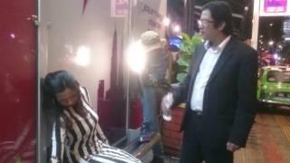 Kerana anisa - behind the scene