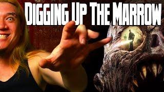 Count Jackula Vlog - Digging Up The Marrow