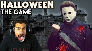 IT'S TIME TO TAKE DOWN MICHAEL MYERS!   Halloween: The Game [ENDING]