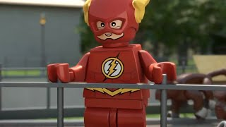 Flash at the Zoo - LEGO DC Comics Super Heroes - Mini Movie