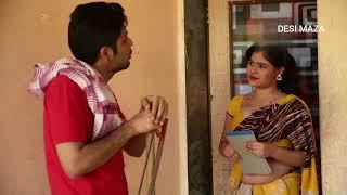 पलम्बर और भाभी !! Desi maza new Comedy Funny Video Whatsapp Funny 2017   DESI MAZA