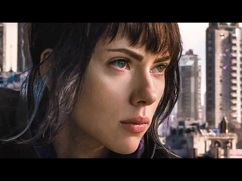 GHOST IN THE SHELL Trailer 2 2017