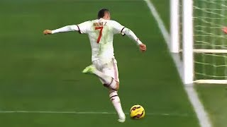Top 20 Goals from INSANE Angles