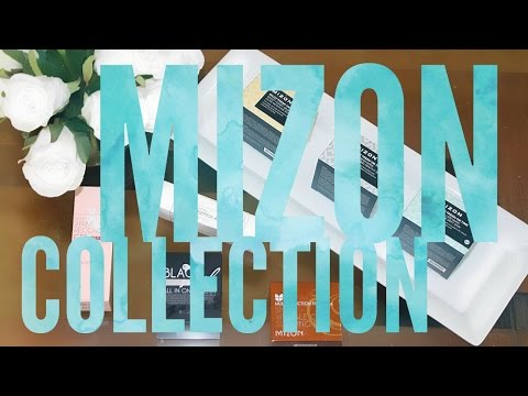 Mizon Collection ♥  Review & Demo