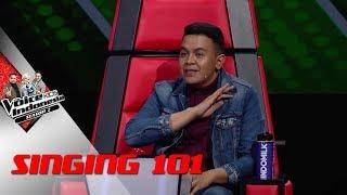 PERCAYA DIRI SAJA TIDAK CUKUP! Part 2 | Singing 101 | The Voice Kids Indonesia S2 GTV 2017