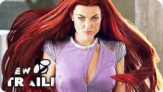 Marvels INHUMANS Comic Con Trailer 2 SEASON 1 (2017) abc Series