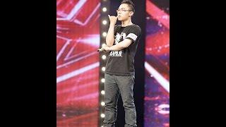 Vietnam's Got Talent 2016 - TẬP 5 - Rap tự sáng tác - Phạm Đức Hiếu