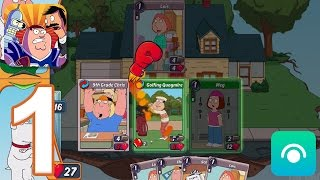 Animation Throwdown: The Quest for Cards - Gameplay Walkthrough Part 1 - Tutorial (iOS, Android)
