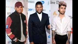Chris Brown - Back To Sleep Ft  Zayn and Usher