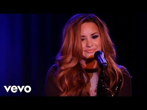 Demi Lovato My Love is Like a Star An Intimate Performance