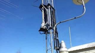 AntennaVator and hexbeam part 1.mp4