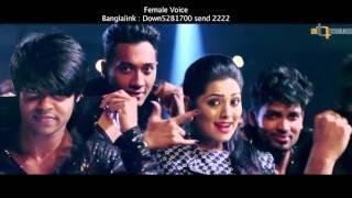 AMI BANGLAR HEROTITLE SONG OSTITTO 2016  ARIFIN SHUVO & TISHA  ANONNO MAMUN  MOVIE SONG