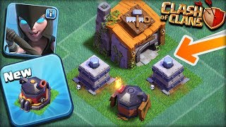 NEW UPDATE GEM SPREE! | GEMMING BUILDER HALL 6, ROASTER, 2ND CRUSHER! | Clash Of Clans