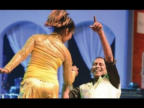 Nagesh Son Anand Babu Dance performance in Loyola College   Alumni Meet   Cultural Event