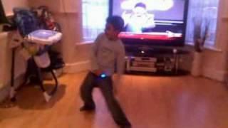 funny Bruce Lee's kid