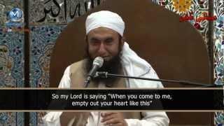 [ENG] Just you and me- Maulana Tariq Jameel
