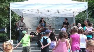 Mad. Sq. Kids 2011 - The Suzi Shelton Band