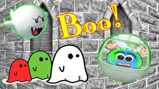 Wicked Ghost / Kids Skits / Kids Creative World