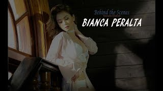 Behind the Scenes : Bianca Peralta – Photoshoot Modeling