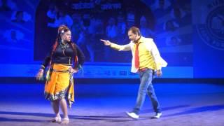 Dance By Suman, Laxmi & Kabita for Gaijatra 2072