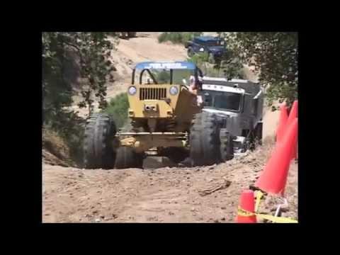 Top Truck Challenge 2003 - Hill Climb & Tow Test
