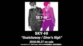 SKY-HI / SKY-HI Round A Ground 2017 -2017.11.12 at Los Angels Troubadour- Teaser Movie