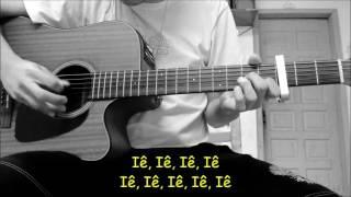Sua voz, meu Violão. Pra Ter Você Aqui - Thaeme e Thiago. (Karaokê Violão)