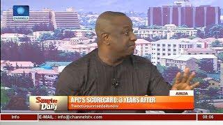 Recession Crept Into Nigeria In 2014, Don't Blame Buhari Govt, Keyamo Insists