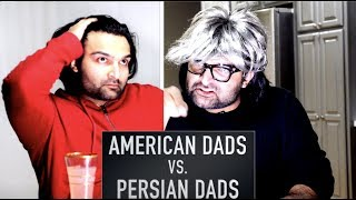 American Dads vs. Persian Dads {Having People Over}