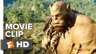 Warcraft Movie CLIP - Siding with the Humans (2016) - Toby Kebbell, Robert Kazinsky Movie HD