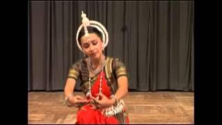 Odissi Dance- Prana sangini re oriya abhinaya)